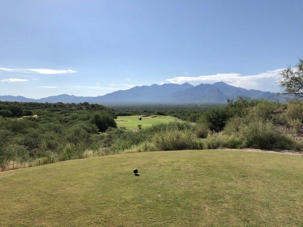 Canoa Ranch Golf Club: 5800 S Camino Del Sol, Green Valley, AZ