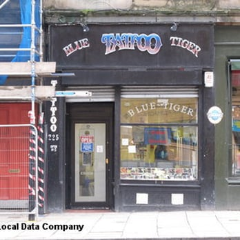 blue tiger tattoo 225 leith walk leith edinburgh