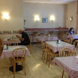 Photo Of Ofelia S Kitchen Livermore Ca United States Quaint Interior With Checkered