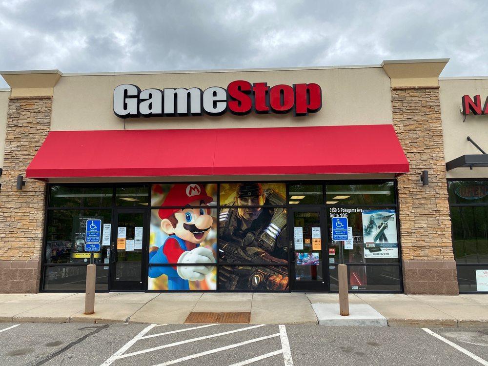Gamestop: 3150 S Pokegama Ave, Grand Rapids, MN