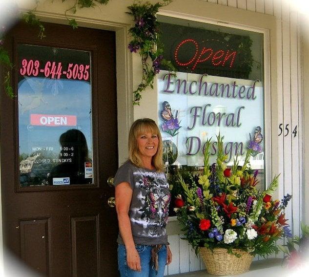 Enchanted Floral Design: 554 E Colfax Ave, Bennett, CO