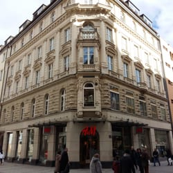 Hm Damenmode Kaufingerstr 24 Altstadt München Bayern