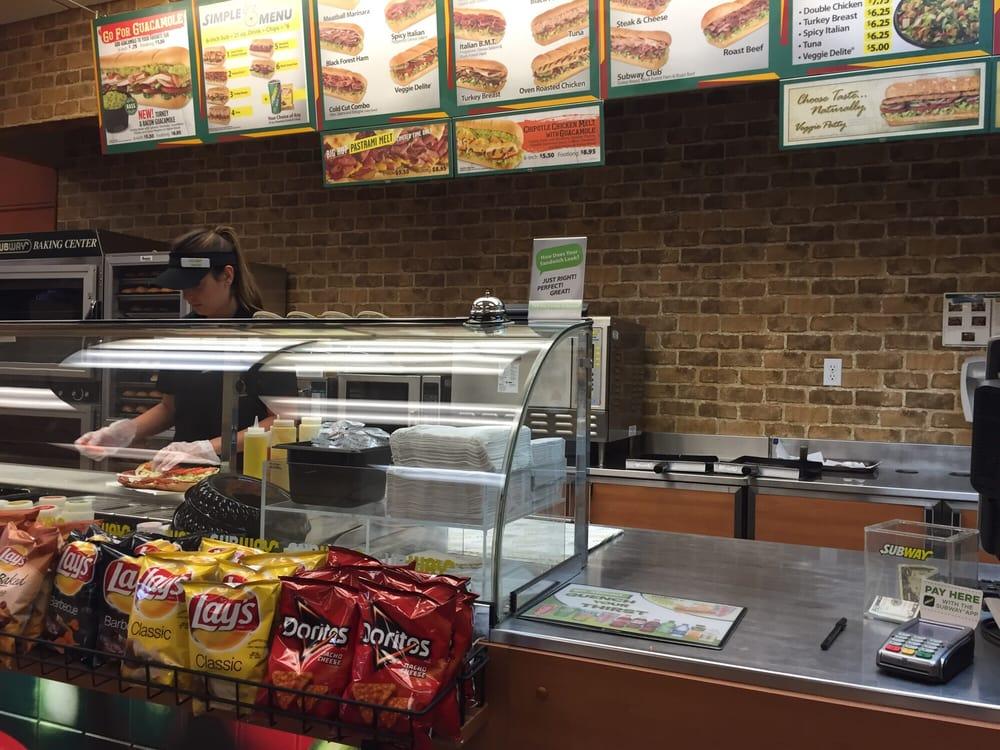 Subway: 667 S Main St, Banks, OR