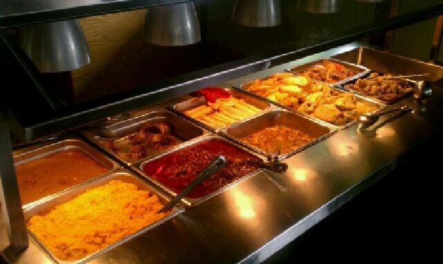 All You Can Eat Mexican Food Buffet