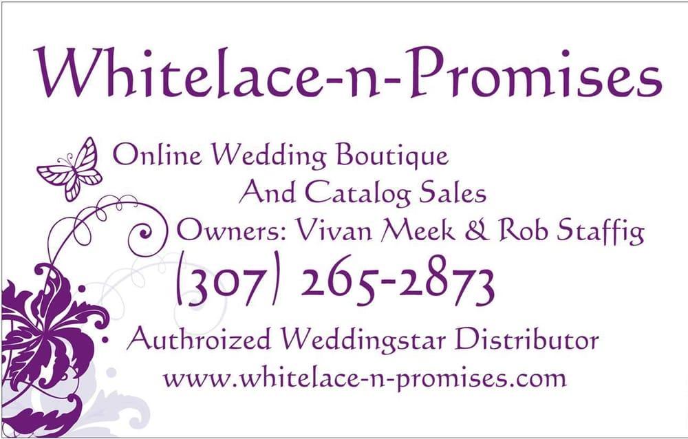 Whitelace-n-Promises: 136 S Wolcott St, Casper, WY