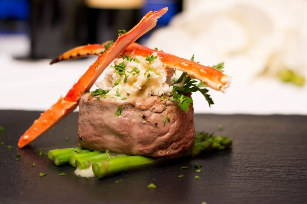 Greystone Prime Steakhouse & Seafood: 658 5th Ave, San Diego, CA