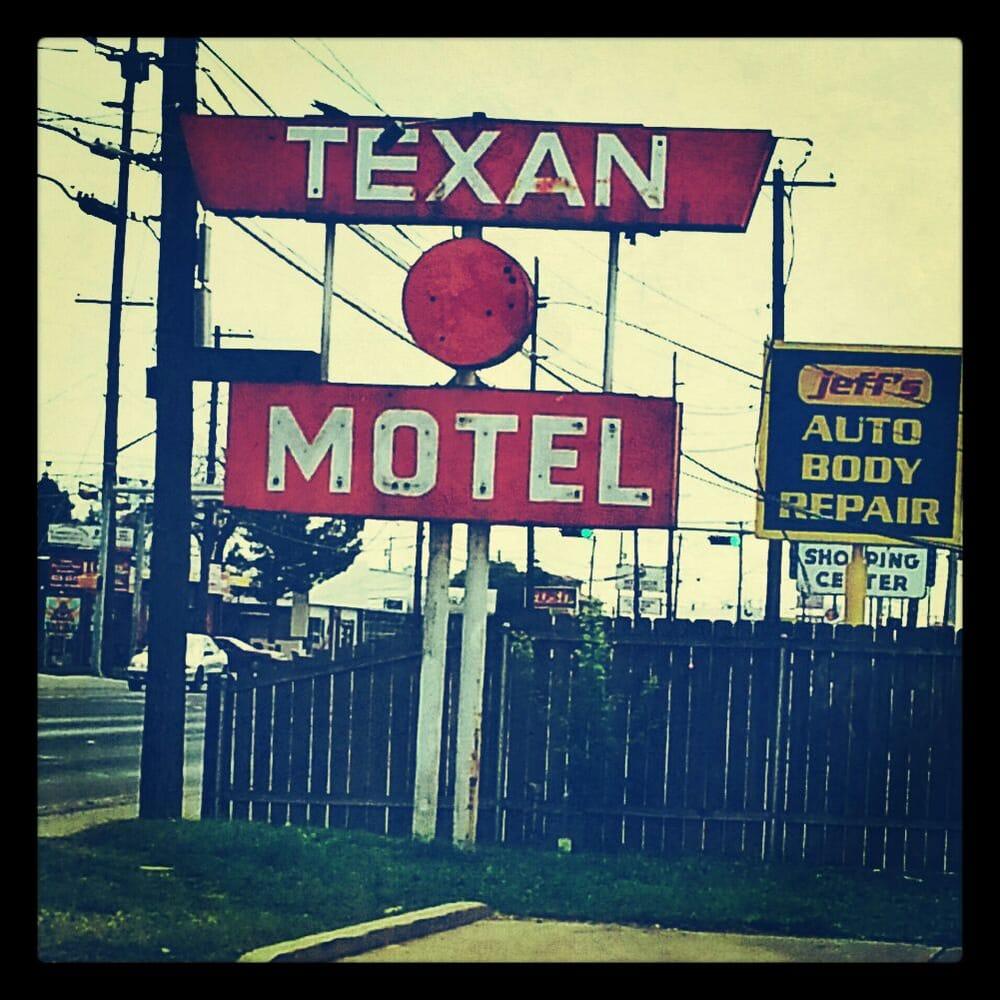 Texan Motel Austin Tx