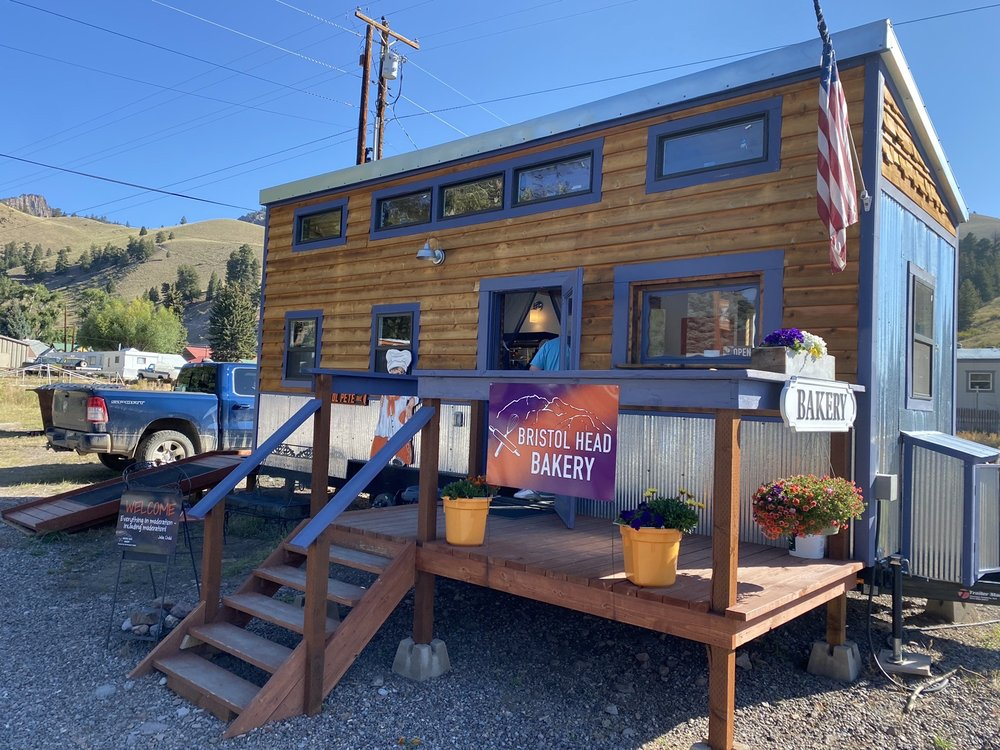 Bristol Head Bakery: 7th And Main Street,, Creede, CO