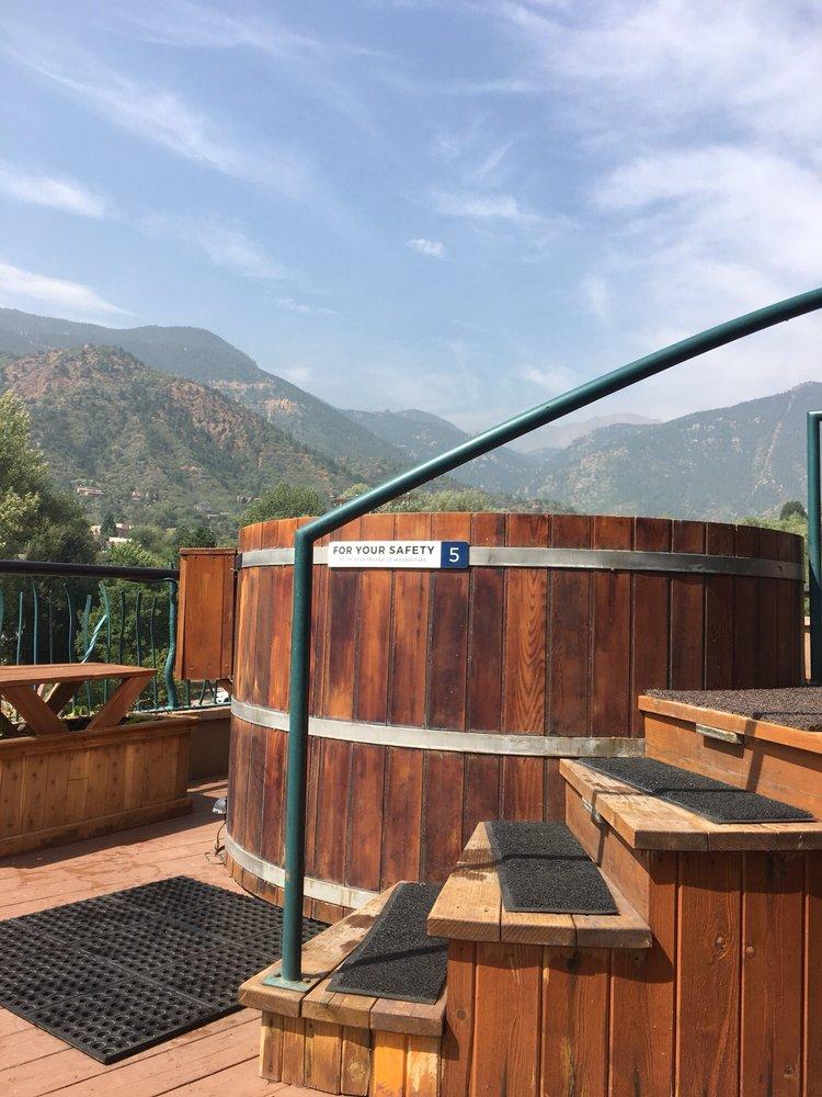 SunWater Spa: 514 El Paso Blvd, Manitou Springs, CO