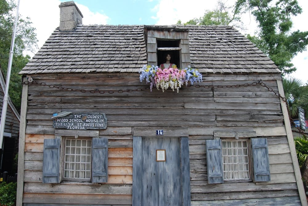 Oldest School house in America - Yelp