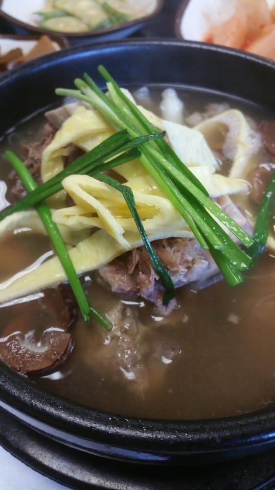Korean Restaurant Cerritos Ca