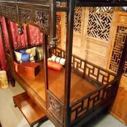 Oriental furnishings 46 photos furniture stores 602 for Chinese furniture norwalk ct