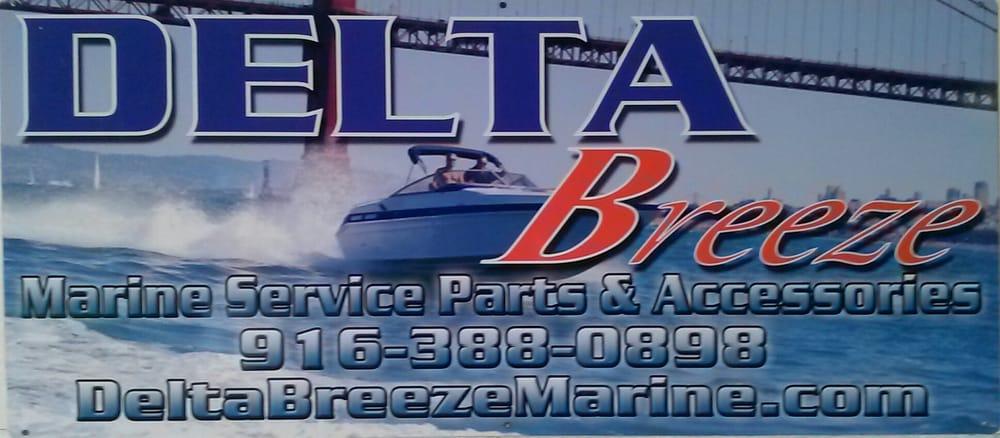 Delta Breeze Auto-Marine