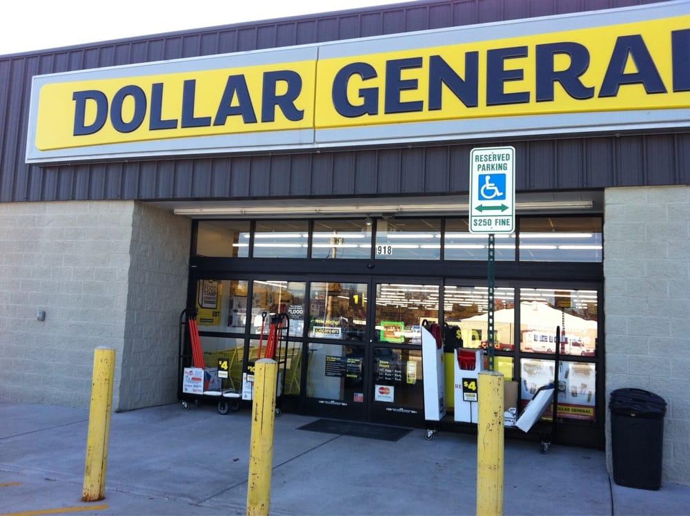 Dollar General: 918 W Cemetery Ave, Chenoa, IL