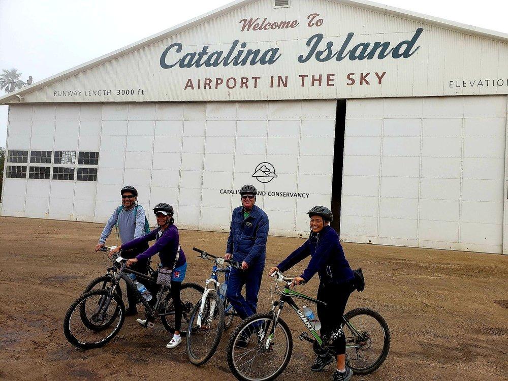 Bike Catalina: Avalon, CA