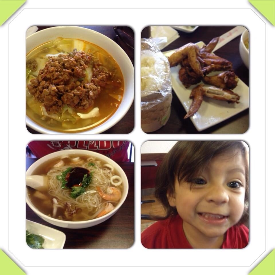 My boy loves it yelp for Ano thai lao cuisine