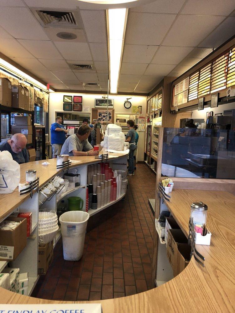 Fort Findlay Coffee & Doughnut Shoppe: 1016 Tiffin Ave, Findlay, OH