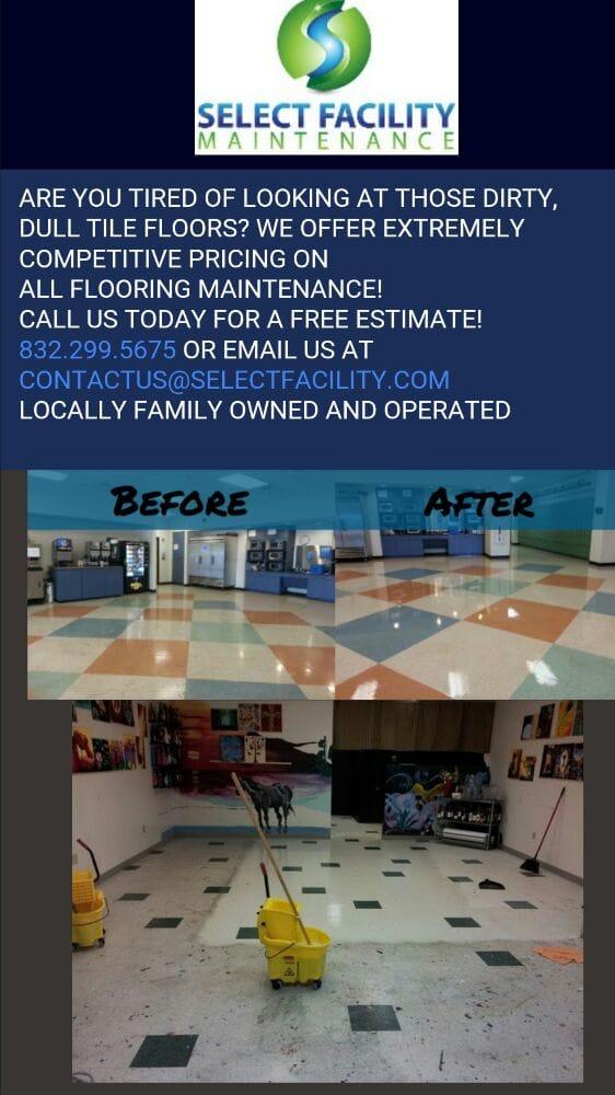 Select Facility Maintenance: 4008 Louetta Rd, Spring, TX