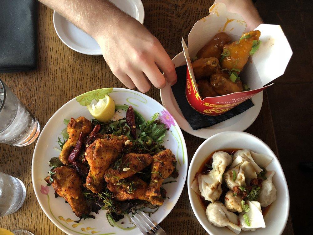 Fat Dragon Chinese Kitchen and Bar: 1200 N Arthur Ashe Blvd, Richmond, VA