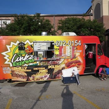 Linkz Express Food Truck Atlanta