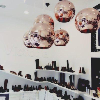 Victoria Magasins de chaussures 33 rue Saint Laud