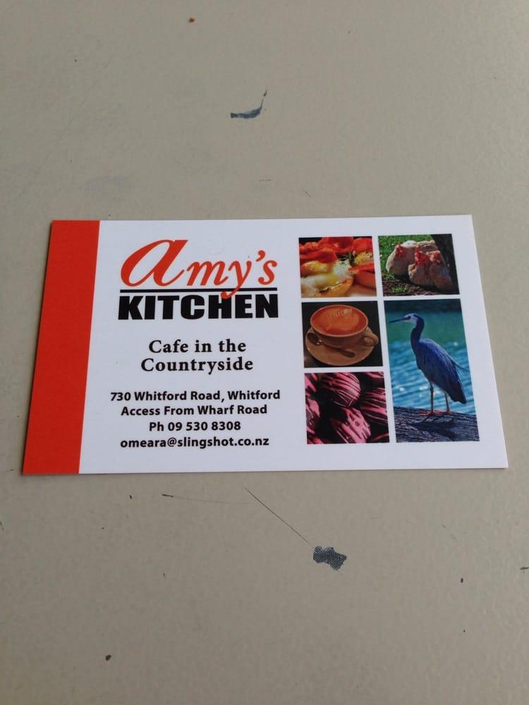 Amy S Kitchen Whitford