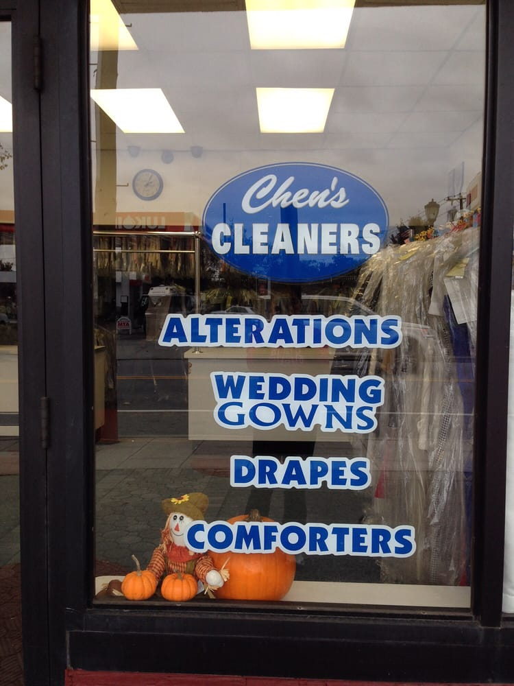 Chen's Cleaners: 499 Westbury Ave, Carle Place, NY