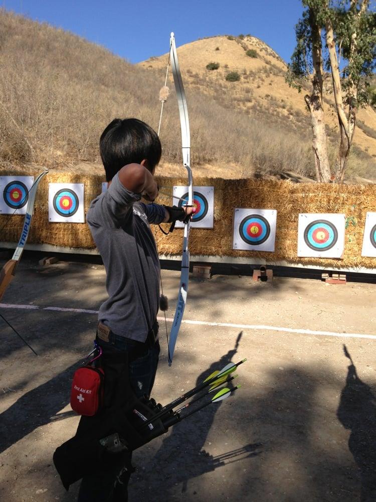 Conejo Valley Archers Archery Range: 4651 Tapo Canyon Rd, Simi Valley, CA