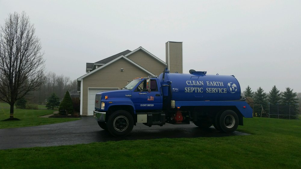 Clean Earth Septic Service: 1051 New York 224, Van Etten, NY