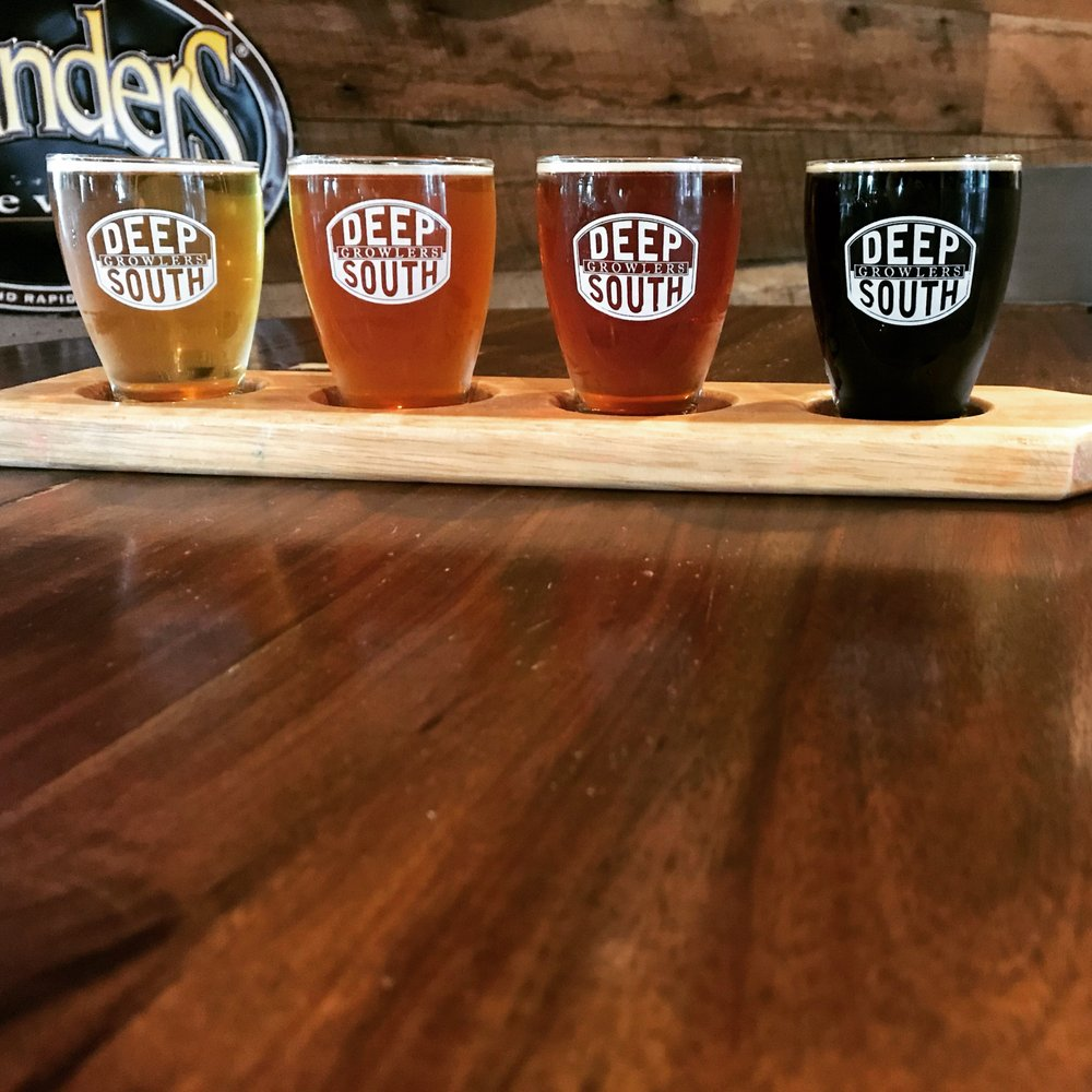 Social Spots from Deep South Growlers