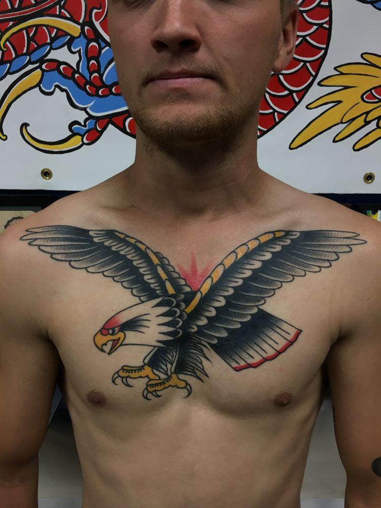 Dependable Tattoo: 120 E Main St, Medford, OR