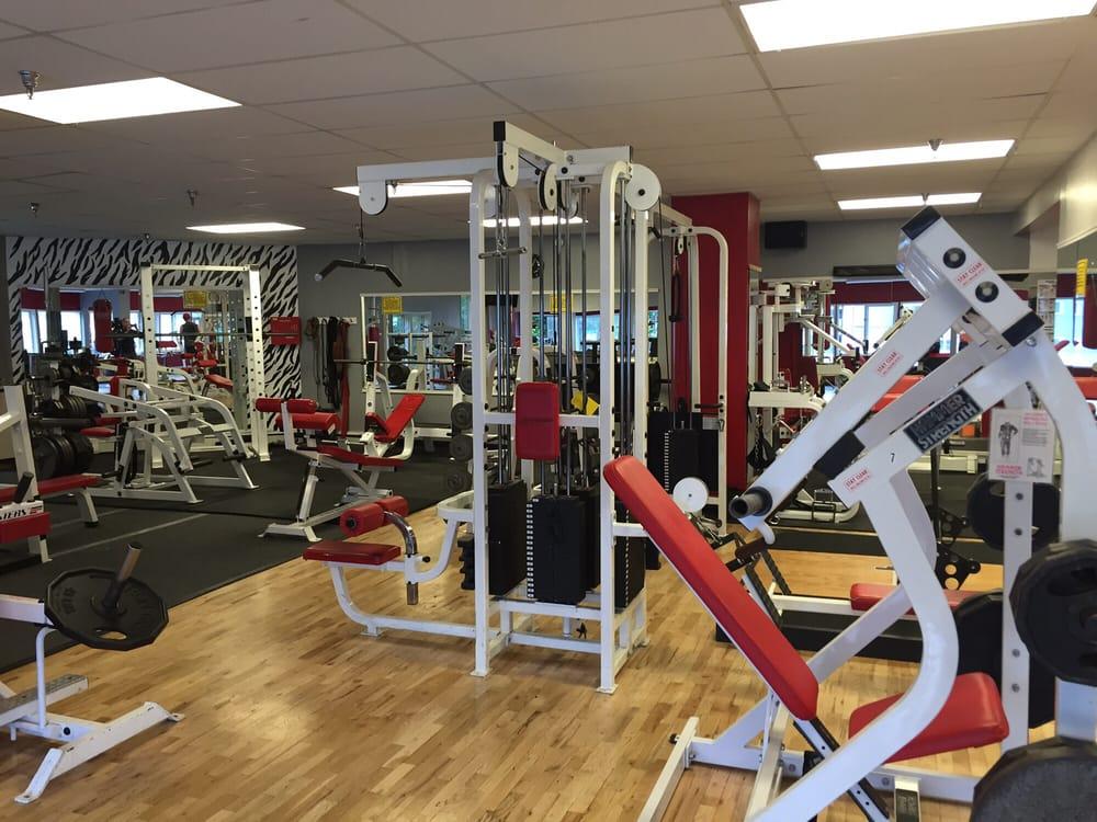Goals Gym: 1248 Glacier Ave, Juneau, AK