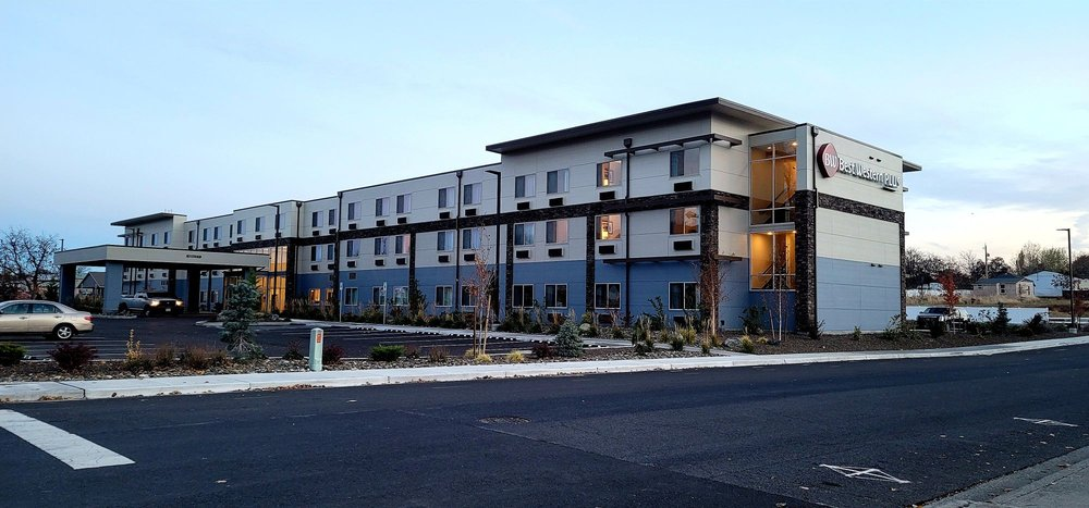 Best Western Plus The Inn At Hells Canyon: 1395 Bridge St, Clarkston, WA