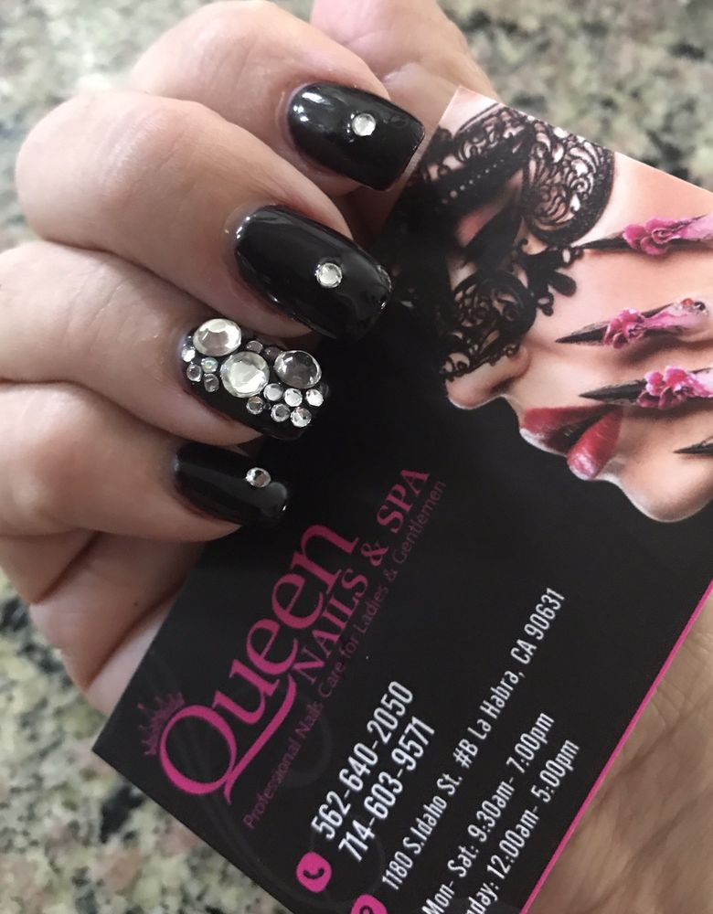 BLING nails by Cali... - Yelp