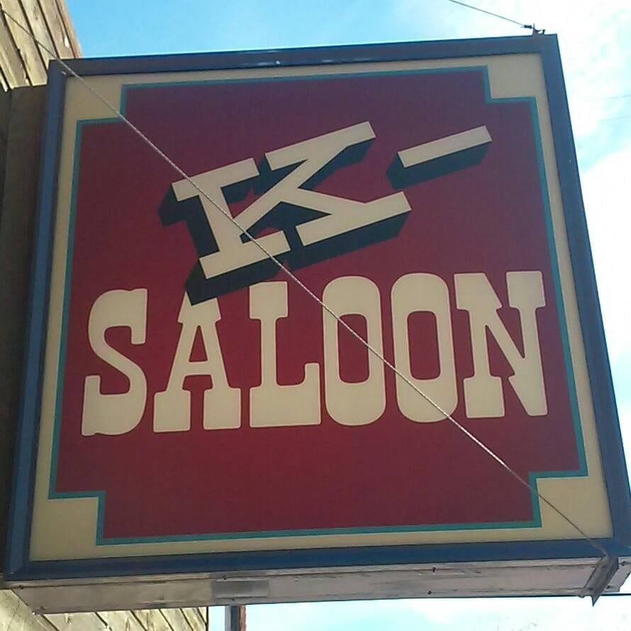 K Bar Saloon: 219 E 1st St, Powell, WY