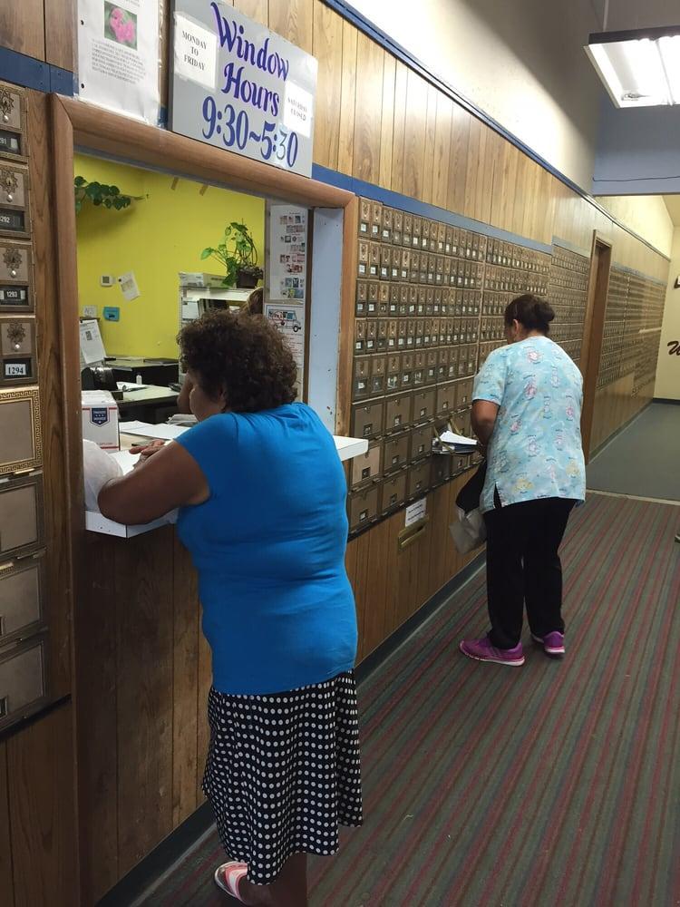 U S Post Office - Mattawa: 111 Government Rd, Mattawa, WA