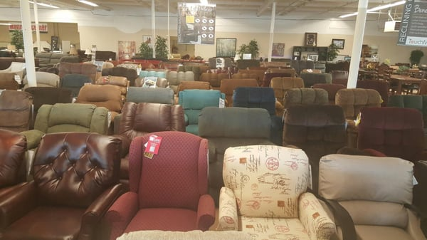 Attractive Furniture World 849 Commerce Ave Longview, WA Sales Promotion Service    MapQuest