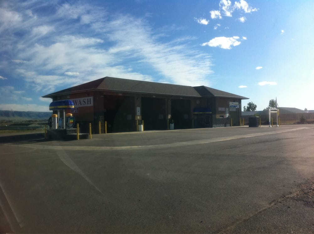 Sunset Car & Truck Wash: 1101 Sunset Blvd, Bar Nunn, WY