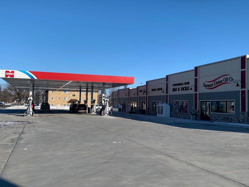 Farmers Union Oil: 418 State Ave, Warroad, MN