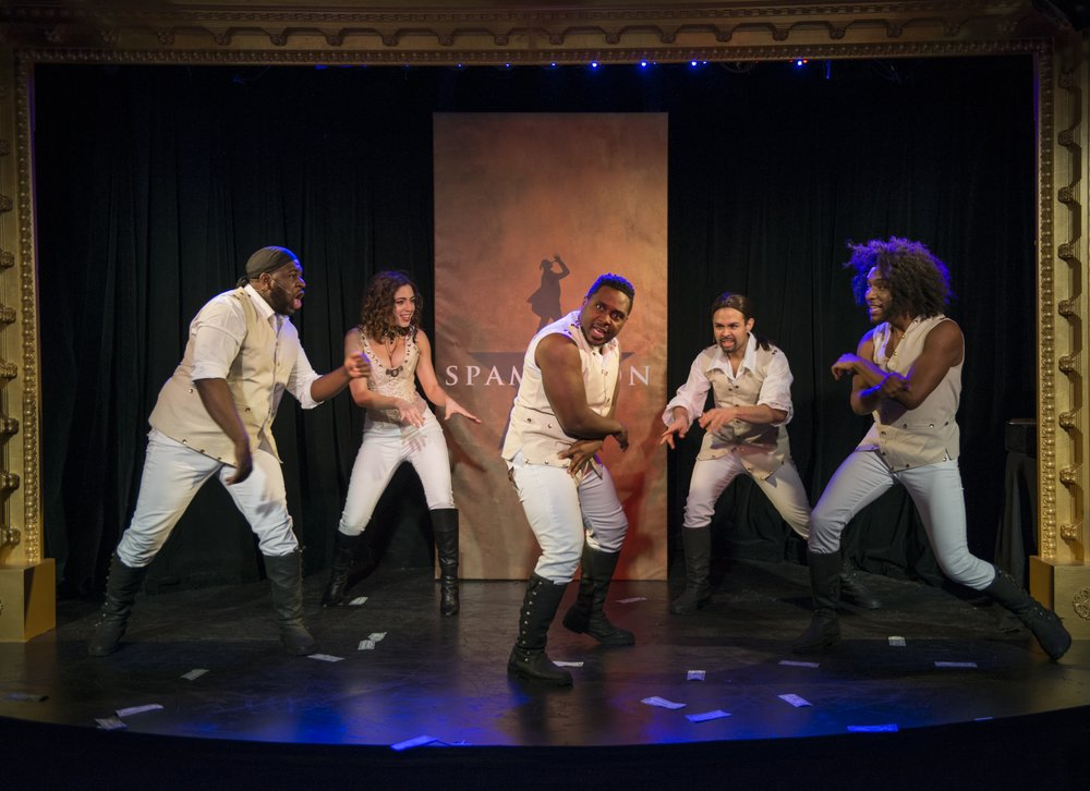 Spamilton - An American Parody: 1641 N Halsted St, Chicago, IL