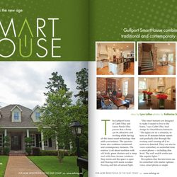 Photo Of SmartHouse Solutions   Gulfport, MS, United States. Magazine  Feature In South ...