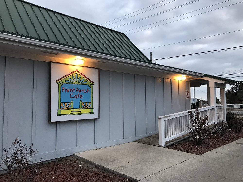 Front Porch Cafe: 300 S 64/264, Manteo, NC