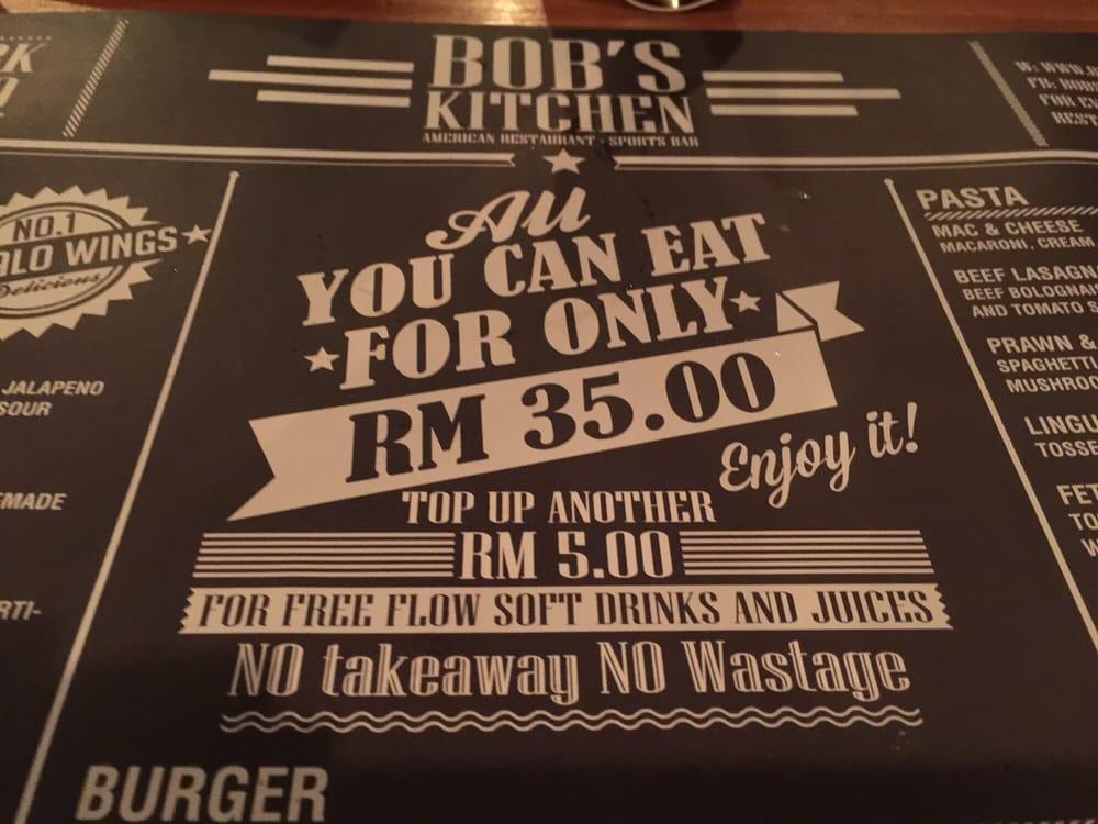 Bob S Kitchen Johor Bahru