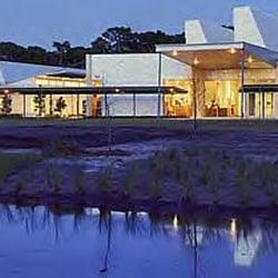 Gulf Coast Museum of Art logo