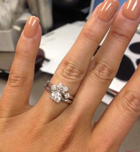 Diamond Paw Print Jewelry