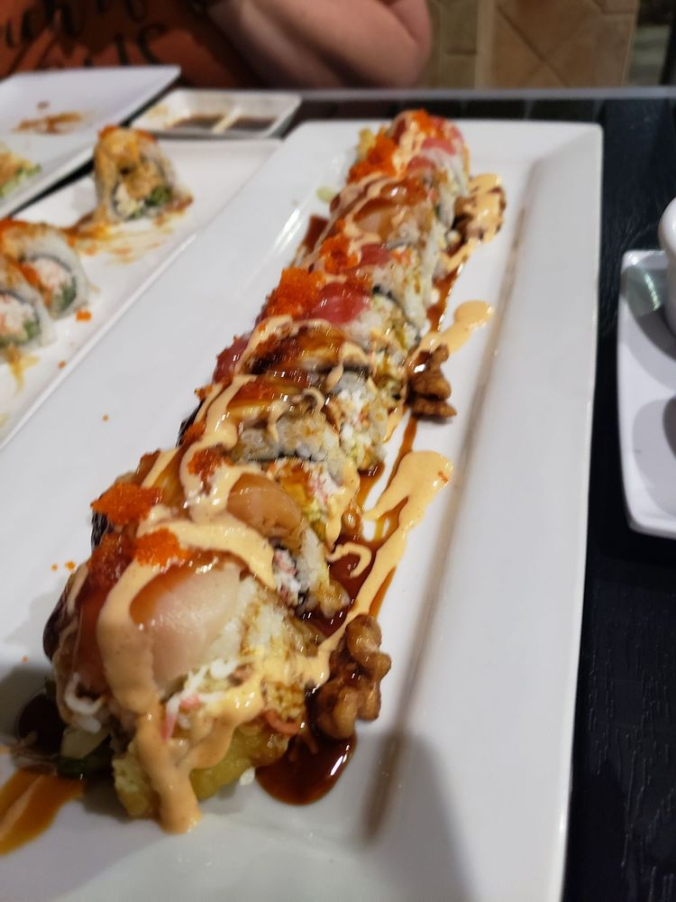 Atwater Sushi: 1601 Bellevue Rd, Atwater, CA