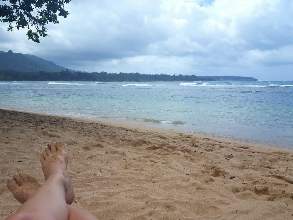 Aliomanu Beach: Aliomanu Rd, Anahola, HI