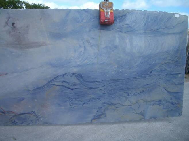 Blue Macuba Granite Slab Yelp
