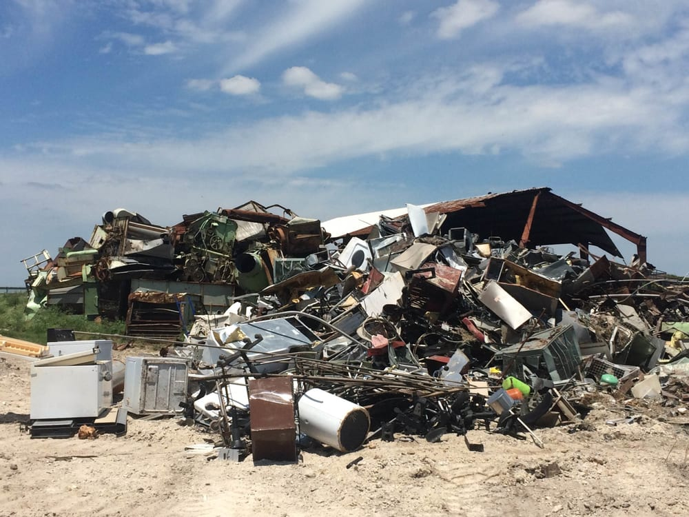 Metals and Recycling 77: 19892 US-77 Frontage Rd, Harlingen, TX