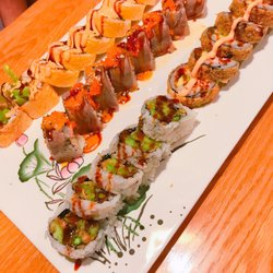 Photo Of Edo Anese Restaurant Jackson Ms United States